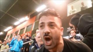 Diretta Foggia-Lecce richiesta alla Rai. (video) Questo il clima allo Zaccheria