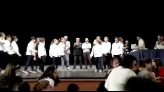 """La """"Manzoni"""" prima nella sezione coro"""