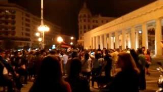 Piazza Cavour come al Mundial