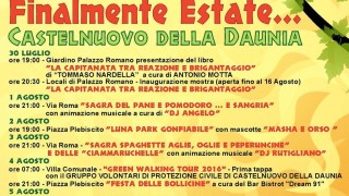 Con l'Estate di Castelnuovo si vola: il 7 agosto un appuntamento spettacolare!