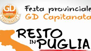 Resto in Puglia: ad Apricena la festa provinciale GD