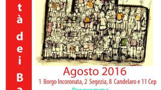 """A Borgo Incoronata, Segezia, Candelaro e Cep c'è """"Aperta per (i) ferie"""""""