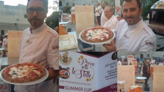 I pizzaioli stellati del Gargano