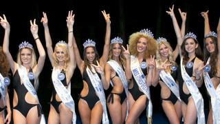 Le Miss d'Europa a Casalvecchio di Puglia