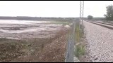 Nubifragio sul Gargano, la furia del Radicosa