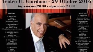 Il Bel Canto da Verdi a Puccini, al Giordano arriva Leone Magiera