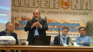 Alberona e Monti Dauni, la green economy della Capitanata