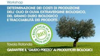 Oggi a Foggia gli Stati Generali dei produttori biologici
