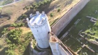 Sorvolando Lucera, la Leonessa di Puglia (video 60 secondi)