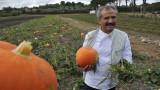 """La """"miccia"""" Peppe Zullo. Auguri cuoco-contadino, artista del cambiamento"""