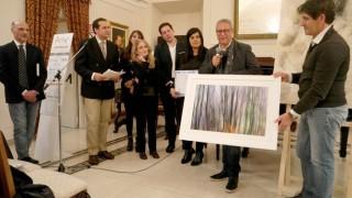 Il lucerino Raffaele Battista trionfa ad Art-e: primo premio per la fotografia