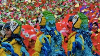Manfredonia, il Carnevale in diretta RAI