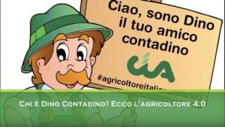 Chi è Dino Contadino: l'agricoltore social