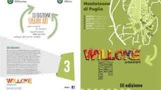 """Venti murales, una galleria tra Puglia e Campania con """"Willoke"""""""