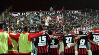 Foggia-Lecce, gli occhi di Monica e 10 finali