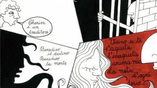 Giordano e l'Andrea Chénier all'Osteria: l'arte e la storia nel menù