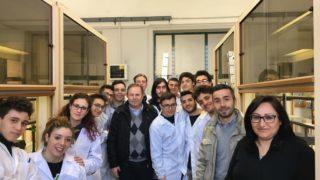 Foggia, l'Altamura-Da Vinci a scuola di filiera corta