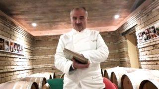 Il menù pitagorico di Peppe Zullo per Mister Zeman