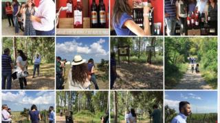 A Foggia il Daunia Press Tour e i vini che fanno impazzire l'Europa
