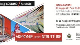 """Con Sara e Luigi, """"Armonie delle Strutture"""" a Palazzo Dogana"""