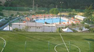 La fresca estate di Alberona: piscina e eventi del gusto