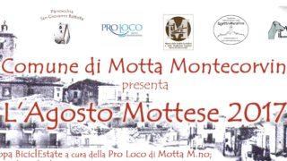 Tutti i gusti e tutta la musica di Motta Montecorvino (il programma)