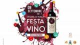 Orsara, Festa del Vino: ecco l'edizione dei 30 anni