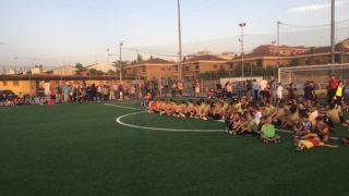 Calcio sanseverese, l'omaggio a Savino Cacucci