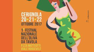 Oliva da tavola: a Cerignola il primo Festival Nazionale