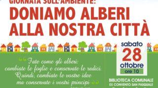 Il Rotary Club Lucera dona 31 alberi alla città