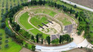 Nuova vita per l'Anfiteatro e il Castello di Lucera