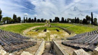 L'Anfiteatro di Lucera nella top ten dei luoghi del cuore: ora il via al restauro
