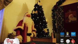 """Manila Nazzaro madrina de """"Il Paese del Natale"""" a Candela"""
