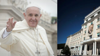 Papa Francesco da Padre Pio: ecco la guida smart