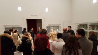 Lucera, museo record: in 8mila al Fiorelli