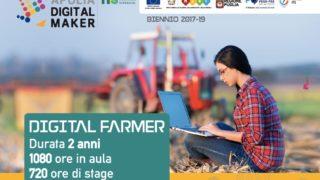 Agricoltura 4.0, corso gratuito per 8 corsisti