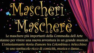 Il Musical sulle maschere di Carnevale