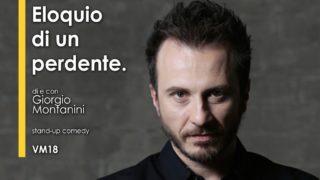 Giorgio Montanini al Teatro dei Limoni