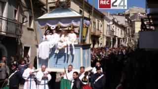 A Roseto il Venerdì Santo è spettacolare (fotogallery)