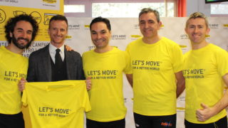 Foggia capitale del movimento: riparte Let's move