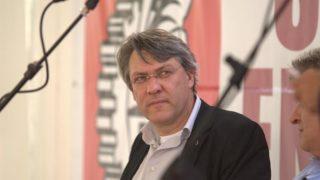Maurizio Landini a Foggia, focus CGIL su sviluppo e economie illegali