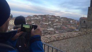 Murales della pace: il press tour abbraccia 5 paesi dei Monti Dauni