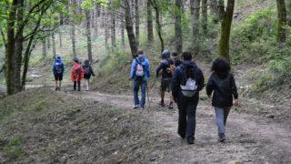 Sarà pasquetta social: press tour al Parco Avventura di Biccari