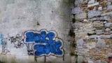 Lucera, via le scritte dalle mura del Castello