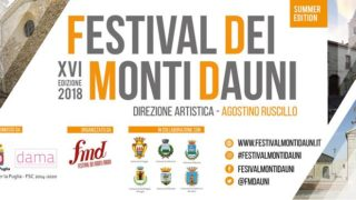 Parte da Foggia il Festival dei Monti Dauni