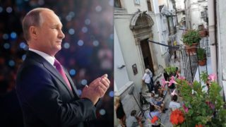 """Putin """"s'innamora"""" di Vico: in Russia il paese sarà ammirato da 49 milioni di telespettatori"""