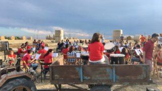 L'Anfiteatro del grano: spettacoli nei campi della Puglia