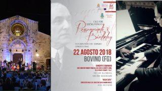 Bovino e i virtuosi del piano: concerti nei luoghi del borgo