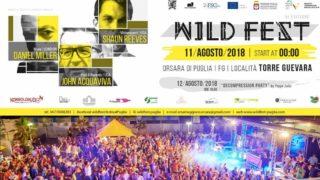 Wild Fest, il Techno Festival di Orsara