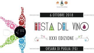 Festa del Vino: a Orsara tutti i sapori della Puglia